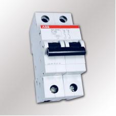 Автоматический выключатель ABB SH202L C16